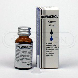 Rowachol kapky 10 ml cena od 140 Kč