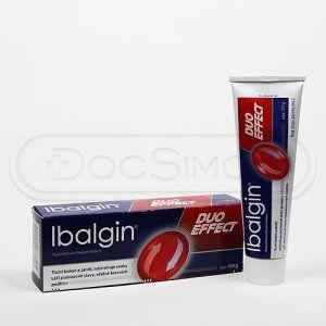 IBALGIN DUO EFFECT krém 100 g cena od 181 Kč