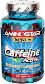 Caffeine Active 90 kapslí cena od 199 Kč