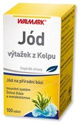 Jód 0.15 mg 100 tablet cena od 146 Kč