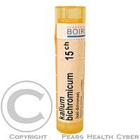 KALIUM BICHROMICUM CH15 granule 4 g