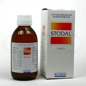 Stodal sirup 200 ml