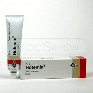 HOTEMIN krém 50 g cena od 90 Kč