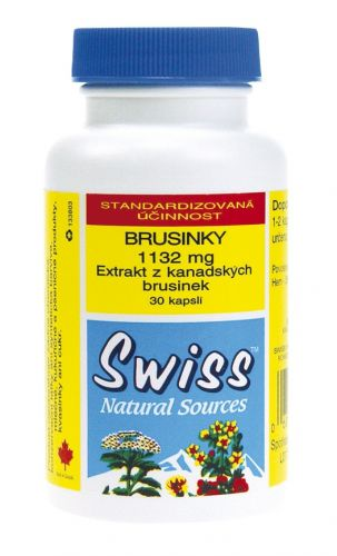 Brusinky 1132 mg 30 tablet