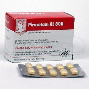 PIRACETAM AL 800 mg 60 tablet