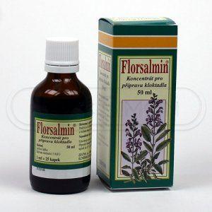 Florsalmin kapky 50 ml cena od 65 Kč