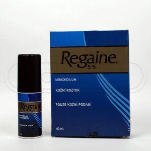 Regaine 5% roztok 60 ml cena od 1019 Kč