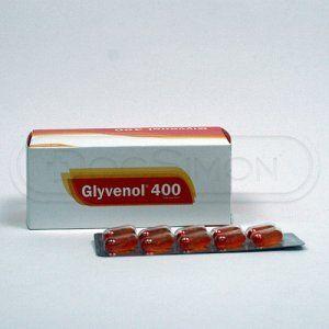 Glyvenol 400 mg 60 kapslí cena od 399 Kč