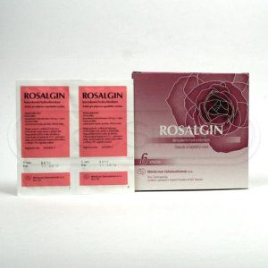 Rosalgin rozustný prášek 6 ks cena od 124 Kč