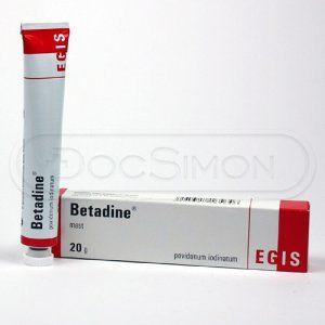 Betadine mast 20 g