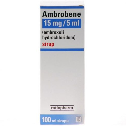 AMBROBENE Sirup 100 ml