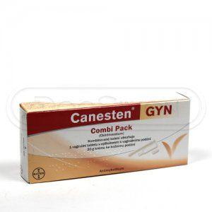 CANESTEN GYN Combi Pack 1 vaginální tableta cena od 176 Kč