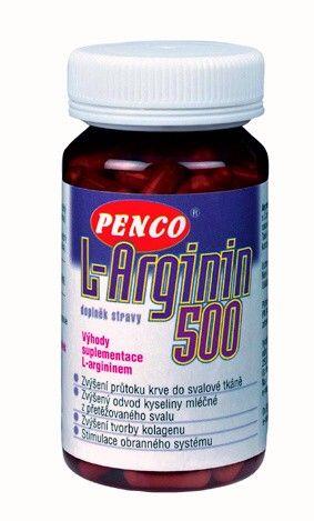 PENCO L-Arginin 120 tobolek