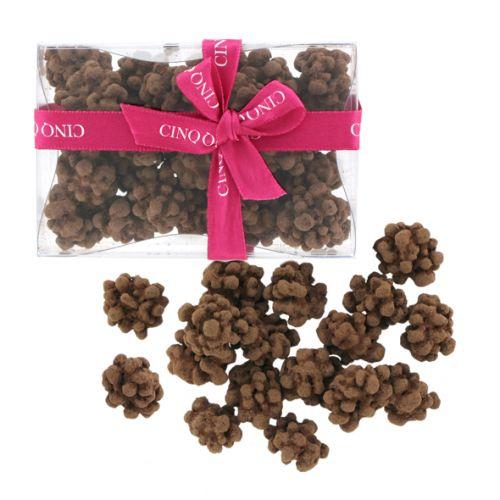 CinqCinq Crisp Chocolate Coffee Beans