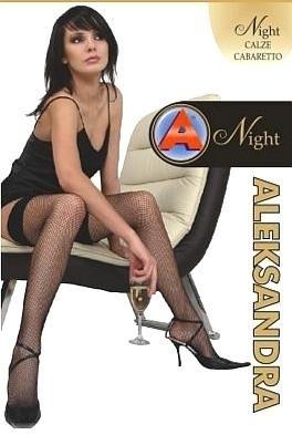 Aleksandra Night kabaretky punčochy