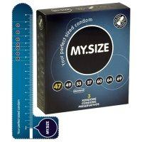 My.Size kondomy 47 mm