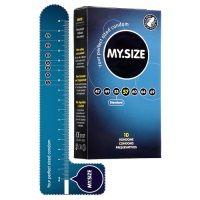 My.Size kondomy 57 mm 10 ks