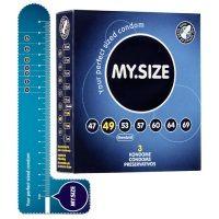 My.Size kondomy 49 mm