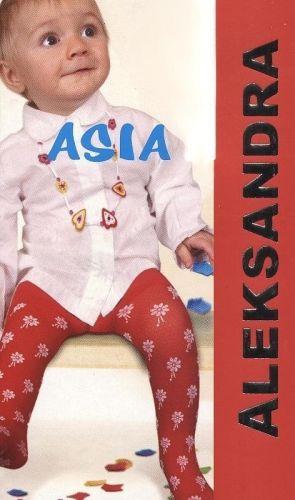 Aleksandra Asia punčocháče