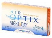 Ciba Vision Air Optix Night & Day Aqua (6 čoček)