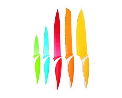 BANQUET Symbio Colore sada nožů cena od 199 Kč