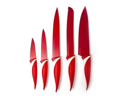 BANQUET SYMBIO Rosso sada nožů cena od 305 Kč
