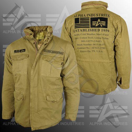 Alpha Industries Cw Iv zimní bunda