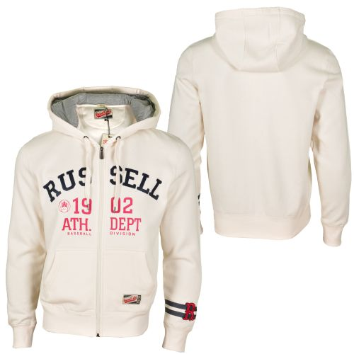 Russell Athletic Ath Dept Zip Mikina s kapucí - Srovname.cz 09f7a647268