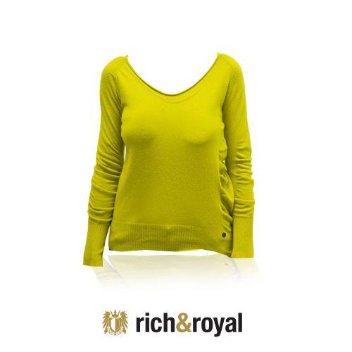 Rich Royal 23q112 svetr