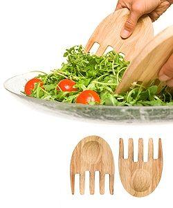 SAGAFORM Hands salátové nástroje cena od 395 Kč
