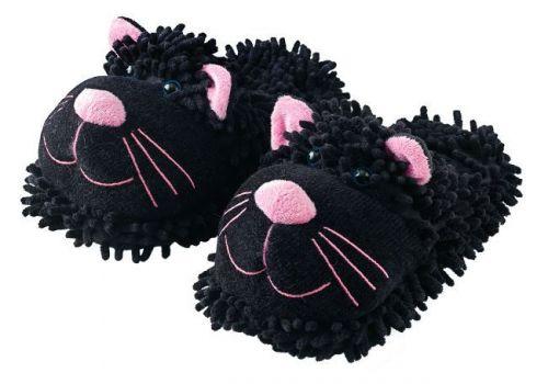 AROMA HOME Černá kočka Bačkory