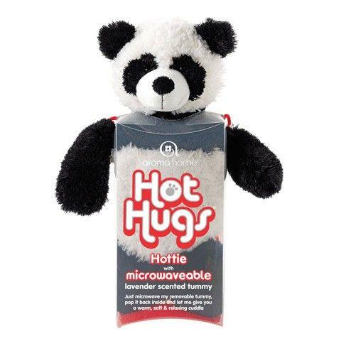 AROMA HOME Panda Hřejivý plyšák cena od 0 Kč