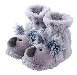 AROMA HOME Koala Ponožkové bačkory