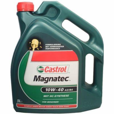 Castrol Magnatec 10W-40 A3/B4 5 L