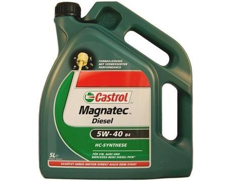 Castrol Magnatec Diesel 10W-40 B4 4 L