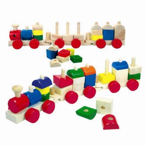 Vlak - 21 dílků cena od 329 Kč