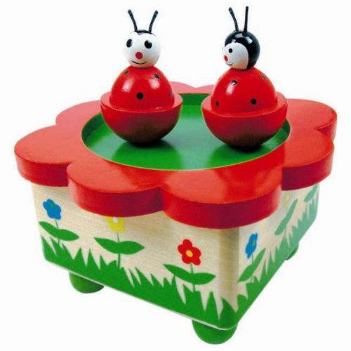 Bino hrací skříňka berušky cena od 269 Kč