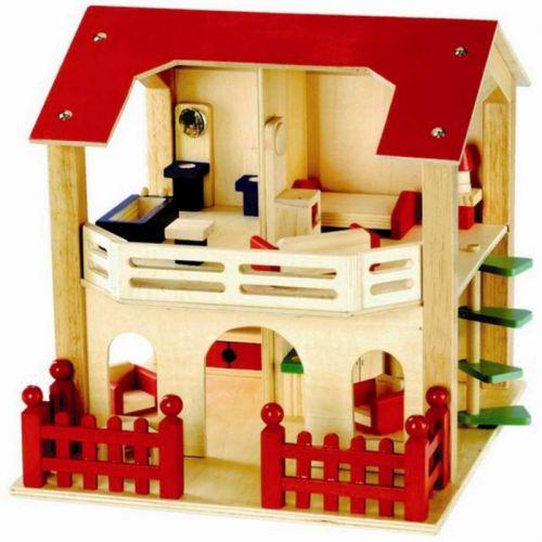 Bino domeček pro panenky cena od 859 Kč