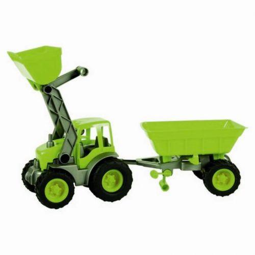 Bino buldozer s přívěsem cena od 469 Kč