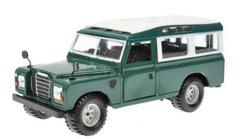 Bburago Land Rover BIJOUX 1:24 cena od 351 Kč