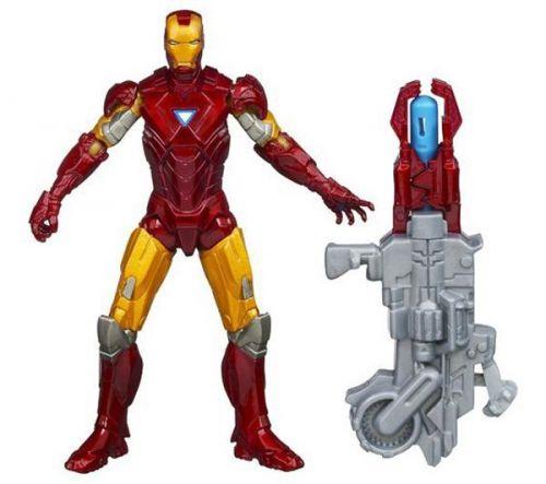 HASBRO Avengers Heavy Artillery Iron Man cena od 0 Kč