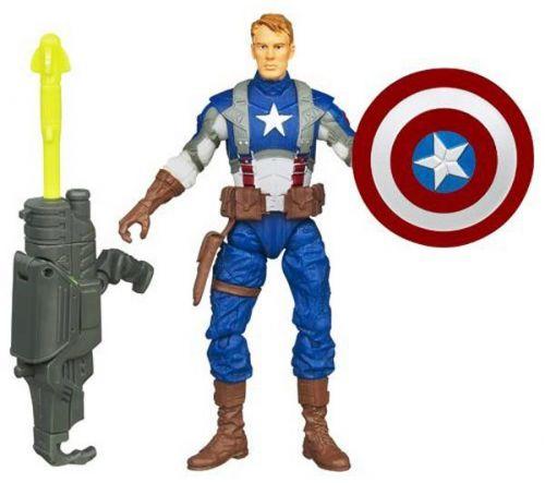 HASBRO Avengers Rocket Grenade Captain America cena od 502 Kč