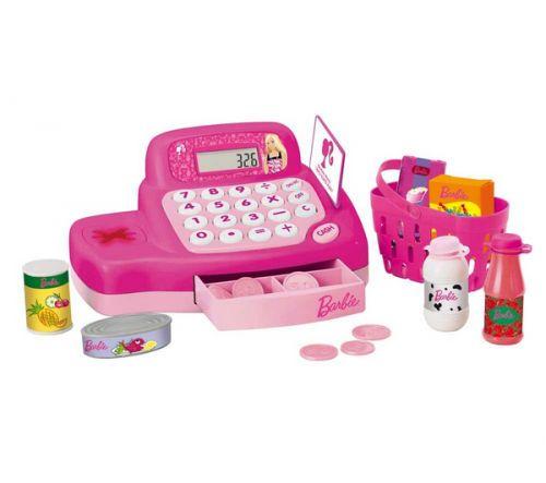 LEXIBOOK Pokladna Barbie