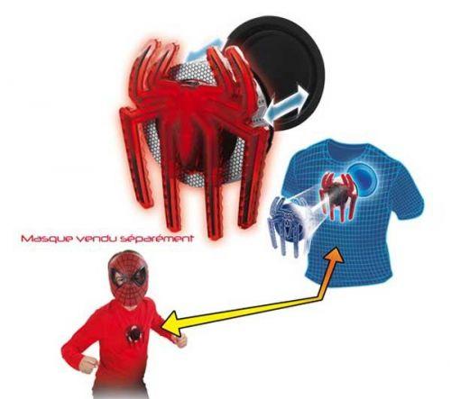 HASBRO Spiderman Movie Svítící srdce cena od 0 Kč