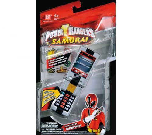 BANDAI Power Rangers Morpher Samoura
