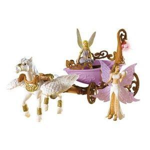 Simba Magic Faries Kočár s koněm cena od 0 Kč