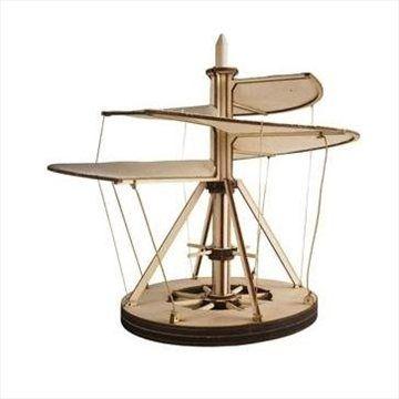 Revell Leonardo da Vinci edice Létající vrtule 00500
