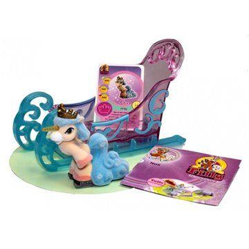 Simba EPline Filly Ice Unicorn saně cena od 275 Kč