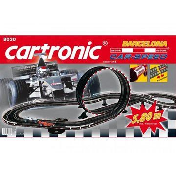 Alltoys Cartronic autodráha Barcelona