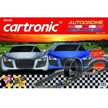 Alltoys Cartronic autodráha Autodrome